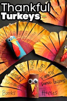 These vibrant paper plate Thankful Turkeys are fun to make, and a creative way for kids to practice gratitude this Thanksgiving.