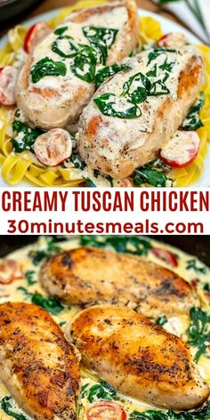 Creamy Tuscan Chicken Recipe, Walnut Chicken Recipe, Chicken Recipes Video, Turkey Recipes, Easy Family Meals, Easy Meals, Kitchen Recipes, Cooking Recipes, Healty Dinner