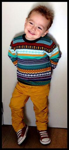 Hippe Kids - Week 45 - my boy Vic! <3