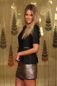 Jennifer Hawkins hair | http://knuckk.com.au/blogs/news
