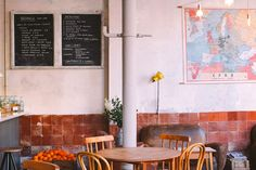 Granja Petitbo is perfect for those hungry to experience Barcelona like a local... http://www.we-heart.com/2014/08/14/granja-petitbo-barcelona/