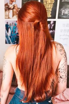 Find The Copper Hair Shade That Will Work For Your Image Red Hair copper red hair color Red Copper Hair Color, Ginger Hair Color, Hair Color Auburn, Ombre Hair Color, Cool Hair Color, Color Red, Hair Colors, Copper Hair Dye, Light Copper Hair