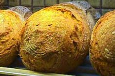 German Farmer's Bread, Bauernbrot The word Bauer means Farmer in German. Swiss Recipes, Bread Recipes, Old German Recipe, German Recipes, Austrian Cuisine, Too Many Cooks, German Bread, Wholesale Coffee, Rustic Bread