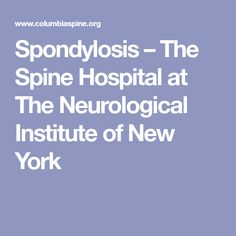 Scoliosis – The Spine Hospital at The Neurological Institute of New York Cauda Equina Syndrome, Spinal Canal, Spondylolisthesis, Spinal Nerve, Spinal Stenosis, Interstitial Cystitis, Ankylosing Spondylitis, Heart And Lungs, Pediatrics