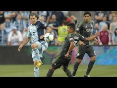 Last-gasp goal lifts Sounders in Kansas City(videos)