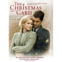 The Christmas Card  Faith sends Christmas cards to the troops, with pictures of her hometown. Cody, a soldier who receives a card. When a fellow soldier is killed, he returns to the States to notify the widow. While home, he searches for & meets Faith, never saying how he knows her.When his time is up, he leaves the Christmas Card with a special gift for her family & disappears without saying goodbye. Faith realizes her feelings & tries to catch up with him.