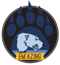Un petit logo pour des potos à l'EM.