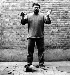 """Image 16 of 16 from gallery of """"Ai Weiwei: According to What? Ai Weiwei, second panel of the triptych Dropping a Han Dynasty Urn, Image courtesy of the artist. Ai Weiwei, In China, China Today, China Girl, Photomontage, Art Conceptual, Hirshhorn Museum, Wei Wei, Rodin"""