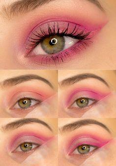 Du bist auf der Suche nach einem pinken Augen Make Up für den Valentinstag? Dann wirst Du hier fündig. Mein einfacher Look für die Augen in Pink ist perfekt, wenn Du wenig Zeit für Dein Date-Night Make Up hast! Für meinen Look habe ich Lidschatten von Anastasia Beverly Hills und Jeffree Star verwendet. Du kannst diese aber auch einfach durch pinke Lidschatten aus Deiner Sammlung ersetzen. #eyemakeup #makeuplook #amu