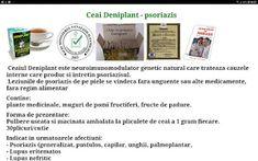 PSORIAZIS-CORESPONDENTA DENIPLANT: Ceaiul Deniplant este neuroimunomodulator genetic ... Plant