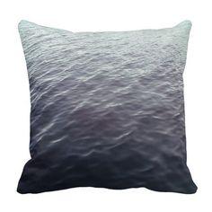 Ocean Pattern Pillows