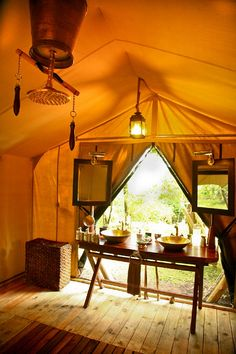 Things To Consider When You Go Camping. So, you've decided to go camping? Utah Camping, Camping Glamping, Luxury Camping, Tent Living, Living Room, Vintage Safari, British Colonial Decor, Campaign Furniture, Luxury Tents