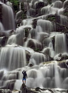 Waterfall In Hardangervidda - Norway Photo by Max Rive -- National Geographic Your Shot