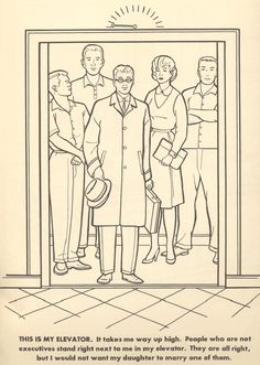 The Executive Coloring Book, Early 60s Awesomeness