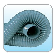 PVC ducting – Lightweight, double ply PVC