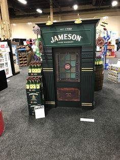 P&G Jameson Front Door Free Standing Unit - Looking to get noticed with your point of sale display in a busy, fast-paced retail environment? Increase confidence in your sales with www.popthis.com.au
