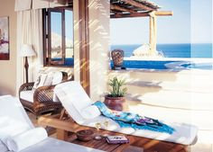 How about this for a room with a view? #paradise