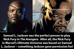 Agents of shield should do a story line where Samuel L Jackson and David Hasselhoff guest-star, so everyone can see that they are two different people. (The black Furry is actually the son of the white Furry. ) they already did it in the comic books.