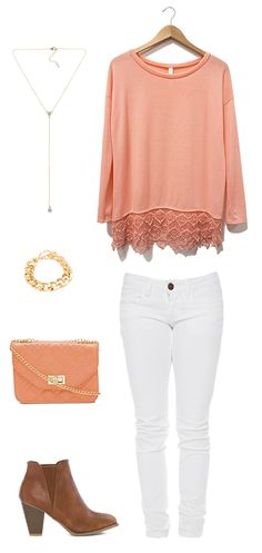 Comfy, spring outfit! :)