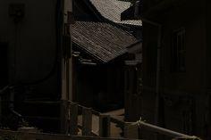 Nostalgic scene Manabeshima