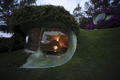 Organic House - Javier - Senosiain - Naucalpan, Edo. de México - 1985