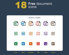 10 Fresh Free Icons Sets for April 2014 - Smashfreakz