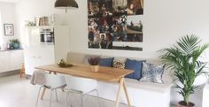 Most Inspiring Small Dining Decor Ideas That You Can Try Dining Decor, Boho Dining Room, Moroccan Dining Room, Dining Room Small, Rustic Kitchen Design, Minimalist Dining Room, Beautiful Dining Rooms, Kitchen Decor Modern, Grey Dining Room