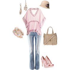 Pink Calypso Top