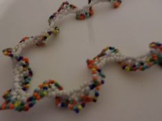 spirit bead necklaceOglala butterfly by JeriAielloartstore on Etsy