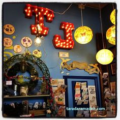 Talulah Jones is an amazing shop that you MUST visit while you're in Denver