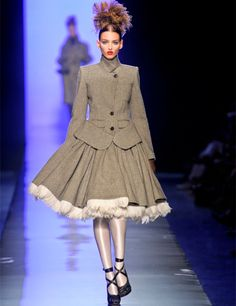 Défilé Jean-Paul Gaultier Haute Couture - automne-hiver 2011-12