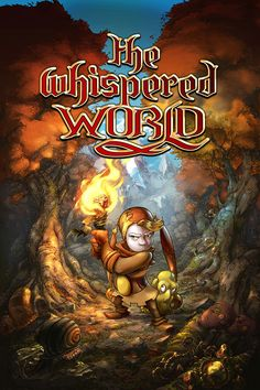 "goryfluff: ""Video games that don't get enough attention: "" The Whispered World (Daedalic Entertainment) "" """