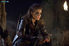 """Octavia Blake in """"Bodyguard of Lies"""" 