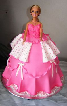 Barbie cake, cake with a doll - Пошук Google