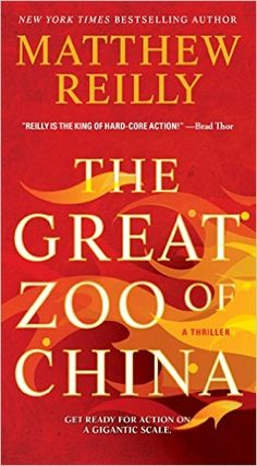 The Great Zoo of China - Kindle edition by Matthew Reilly. Literature & Fiction Kindle eBooks @ Amazon.com.