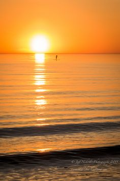 """SUP at Sauble Beach, Ontario, Canada Home of """"Canada's Best Sunsets"""" Fine Art Photography, Landscape Photography, Nature Photography, Beach Sunsets, Lake Huron, Best Sunset, Summer Breeze, Beach Photos, Printing Services"""