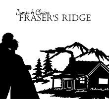 Outlander/Fraser's Ridge by E Claire, Claire Fraser, Jamie And Claire, Jamie Fraser, Outlander Fan Art, Outlander Season 3, Outlander Tv Series, Great Love Stories, Love Story