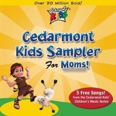 Free sampler of music for the kids