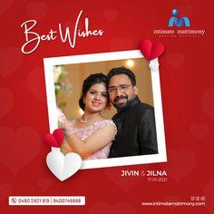 പുതിയ തുടക്കത്തിന് ഇന്റിമേറ്റ് മാട്രിമോണിയുടെ എല്ലാവിധ ആശംസകളും ❤ #intimatematrimony #Keralawedding #intimatewedding #intimatecouple #malayalibride #married #love #wedding #marriage #bride #couple #weddingday #couplegoals #marriedlife #wife #life #husband #family #couples Christian Matrimony, Kerala Matrimony, Malayali Bride, Kerala Bride, Married Life, Wedding Trends, Couple Goals, Groom, Wedding Day