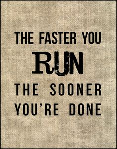 Racing motivation quote typography print by JenniferDareDesigns, $8.00