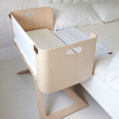 Bednest - baby co-sleeper - Crib - Bednest - Bmini - Design for Kids - 2