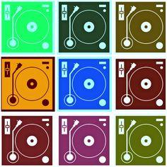 platine record player