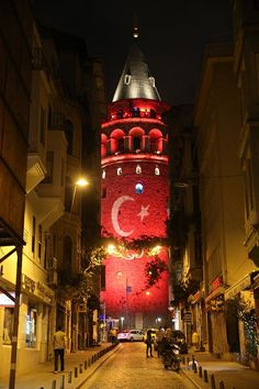 Dreaming of going there ❣: Photo Istanbul City, Another World, Autumn Trees, S Pic, Empire State Building, Countryside, Tower, Adventure, Holiday Decor