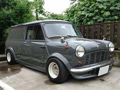 Austin Mini Van (Classic Mini)