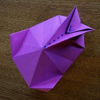 passengers on a little spaceship: paper star lantern tutorial - revisited