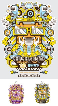 CHUCKLEHEAD | STUBBORN SIDEBURN®