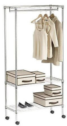 Roundup: Freestanding Entryway & Garment Racks