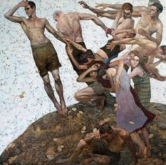Denis Sarazhin was born in Nikopol, Ukraine in 1982 . He attended the Kharkov Art and Design Academy, graduating in 2008