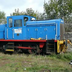 Brush shunter at Wabtec Kilmarnock  #trainspotting