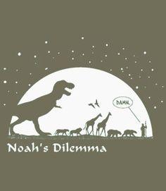 Noah's Dilemma T-Shirt